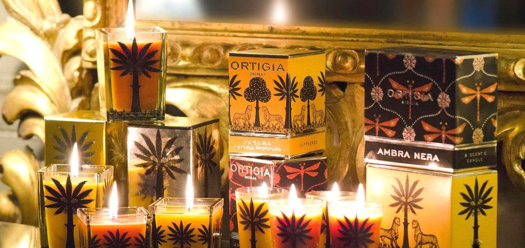 Scented Candles & Diffusers