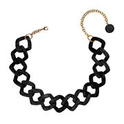 Dominique Denaive Iconic Black Chain