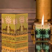 Ortigia Fico d'India Square Candle 110g
