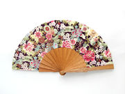 Olelé Spring Flower Hand Fan