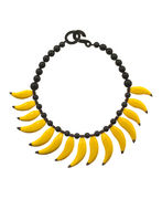 Marion Godart Iconic Banana Necklace