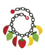 Marion Godart Necklace with Huge Fruits