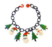 Marion Godart Santa Necklace