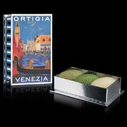 Ortigia City Box Venezia 3 x Soap 40g