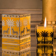 Ortigia Zagara (Orange Blossom) Square Candle 110g