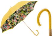 Pasotti Lemon Yellow Flower Umbrella
