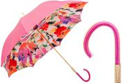 Pasotti Fuchsia Flower Umbrella