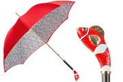 Pasotti Red Fish Umbrella