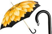 Pasotti Yellow Dahlia Umbrella