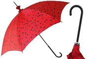 Pasotti Red Lady Bug Parasol