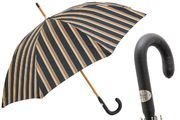 Pasotti Gentleman Striped Umbrella