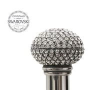 Pasotti Swarovski® Crystals Walking Stick