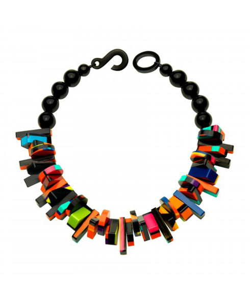Marion Godart Necklace in Dymanic Colors