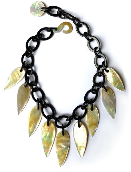 Marion Godart Mother of Pearl Necklace