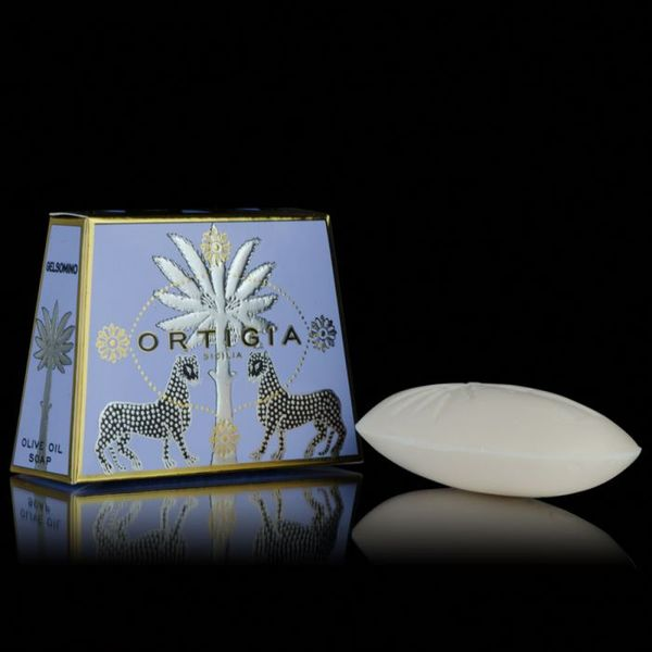 Ortigia Sicilian Jasmine Single Soap 100g