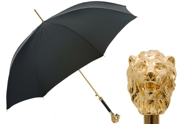 Pasotti Gold Lion Umbrella